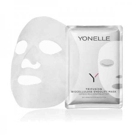 Yonelle Trifusion, Biocellulose Endolift Mask, biocelulozowa maska endoliftingująca