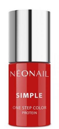 NeoNail Simple 3w1, lakier hybrydowy, 7.2ml