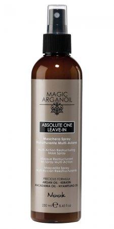 Nook Magic Arganoil, wielofunkcyjna maska w sprayu, 250ml