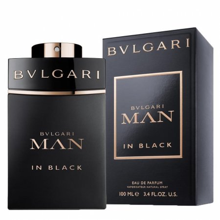 Bvlgari Man In Black, woda perfumowana, 100ml, Tester (M)