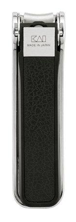 KAI Beauty Care, obcinacz do paznokci ze zintegrowanym pilnikiem, ref. MC0005