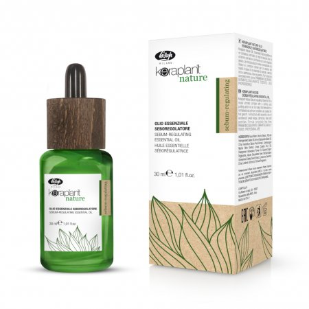 Lisap Keraplant Nature, Regulacja sebum, olejek, 30ml