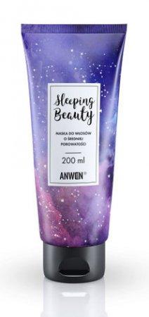 Anwen, maska do włosów o średniej porowatości, Sleeping Beauty, 200ml