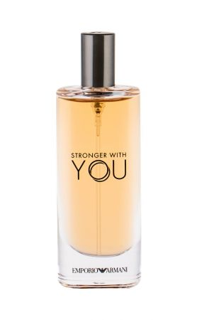Giorgio Armani Emporio Armani Stronger With You, woda toaletowa, 15ml (M)