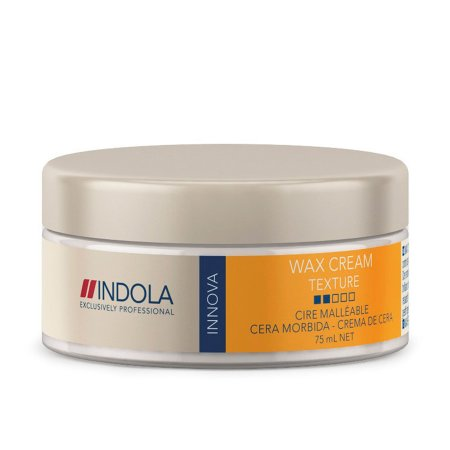 Indola Texture, kremowy wosk do modelowania, 75ml