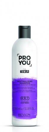 Revlon Pro You Toner, szampon neutralizujący do włosów blond, 350ml