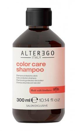 Alter Ego Color Care, szampon do włosów farbowanych, 300ml