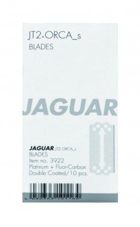 Jaguar JT2, ostrza do brzytwy, krótkie, 10 szt., ref. 3922
