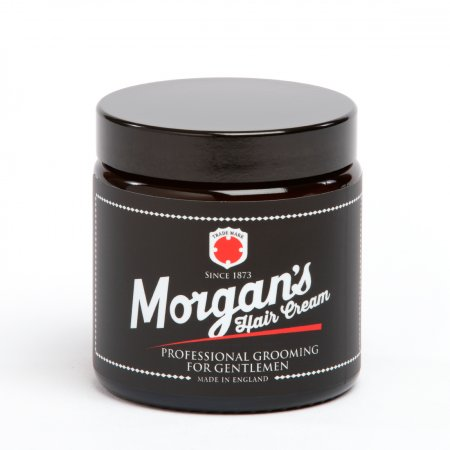 Krem do układania włosów Morgan's, 120ml - uszkodzone zamknięcie