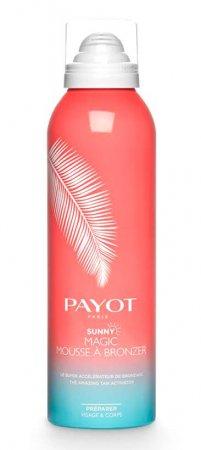 Payot Sunny, magiczna pianka-brązer przed opalaniem, 200ml