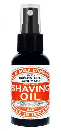 Dr K Soap Company, męski olejek do golenia, 50ml
