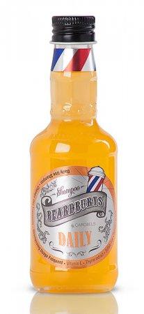 Beardburys Daily, szampon do codziennej pielęgnacji włosów, 100ml
