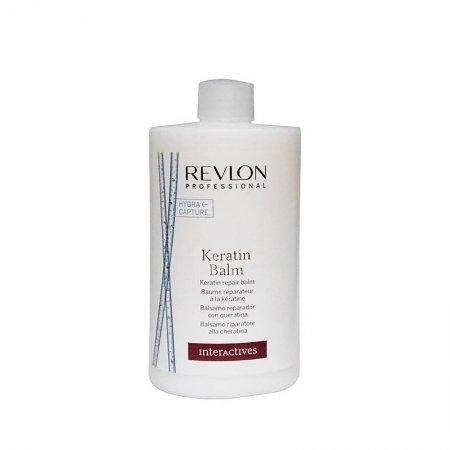 Revlon Interactives Keratin, balsam regenerujący z keratyną, 750ml