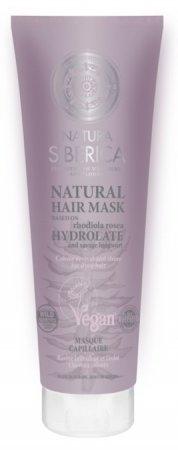 Natura Siberica, naturalna maska do włosów farbowanych Odnowa koloru i Blask, 200ml