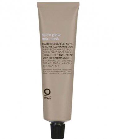 OWay Silk'n Glow, maska do włosów grubych i puszystych, 50 ml