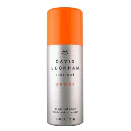David Beckham Instinct Sport, dezodorant w sprayu, 150ml (M)