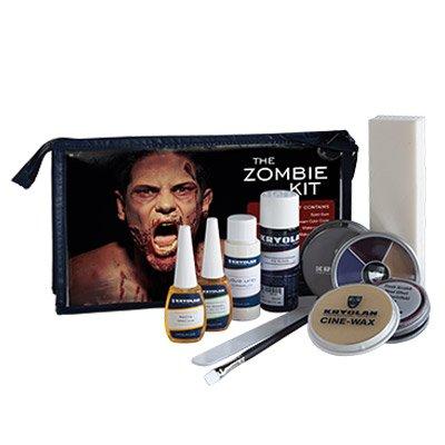 Kryolan Zombie Halloween Kit, zestaw do charakteryzacji