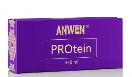 Anwen PROtein - kuracja proteinowa w ampułkach, 4x8ml