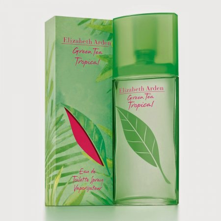 Elizabeth Arden Green Tea Tropical, woda toaletowa, 100ml (W)