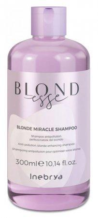 Inebrya Blondesse, szampon micelarny do włosów, 300ml