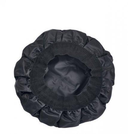 Czepek termiczny Efalock, czarny - ze zwrotu, zerwane plomby na opakowaniu