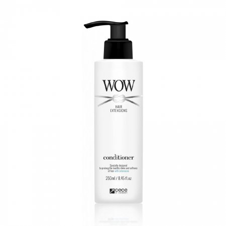 CeCe WOW Hair Extensions, odżywka do włosów przedłużanych, 250ml
