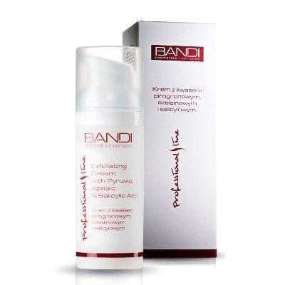 Bandi Professional Line, krem z kwasem pirogronowym, 50ml