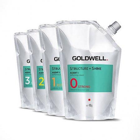 Goldwell Structure + Shine, krem zmiękczający, 400g