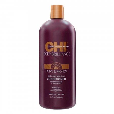 CHI Deep Brilliance, odżywka nawilżająca, 946ml