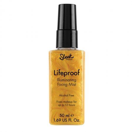 Sleek Makeup rozświetlający utrwalacz makijażu w mgiełce, 50ml