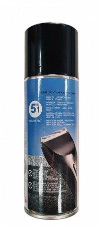 Gamma Piu, spray 5w1 do konserwacji maszynek, 400ml