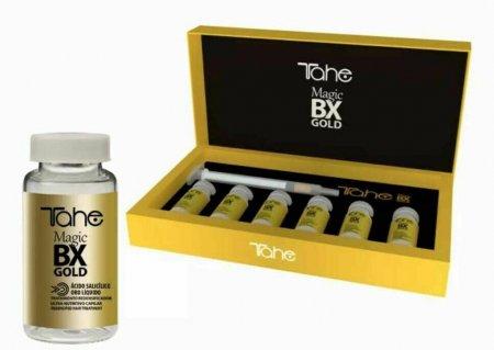 Tahe Magic Bx Gold, botox do włosów, 6 x 10ml