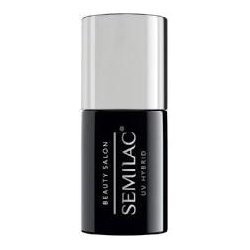 Semilac Beauty Salon, Top Mat Total, matowy top coat, 11ml
