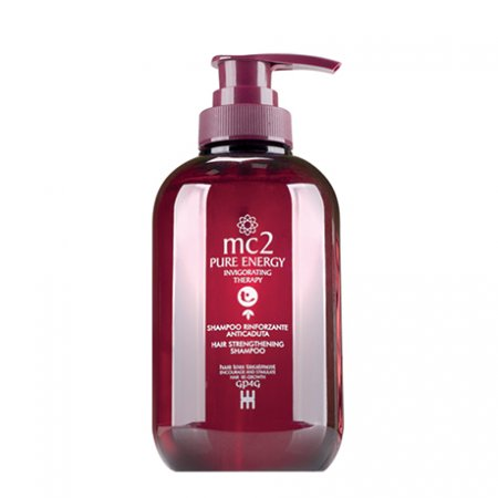 Tecna mc2 Pure Energy, szampon wzmacniający włosy, 250ml