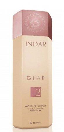 INOAR G-Hair, keratyna do prostowania, 1000ml