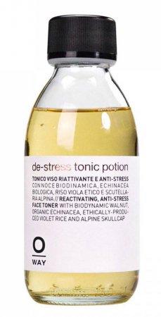OWay Beauty De-stress Tonic Potion, odprężający tonik do twarzy, 290ml