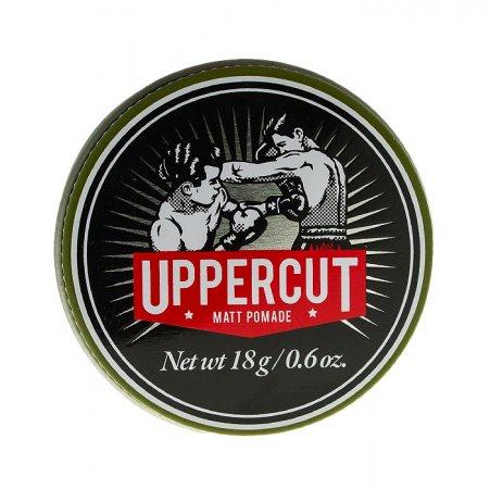Uppercut Deluxe, Matt Pomade, matowa pasta do włosów, 18g