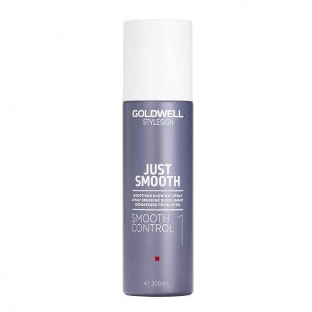 Goldwell Smooth Control, wygładzający spray do suszenia, 200ml