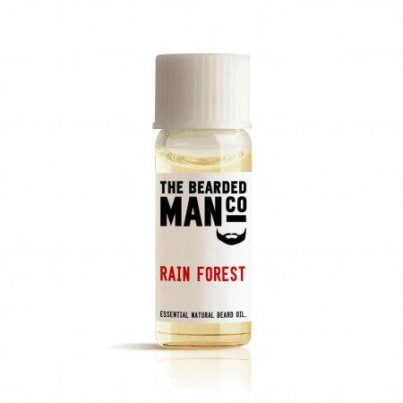 Bearded Man Rain Forest, olejek do brody Las Deszczowy, 2ml