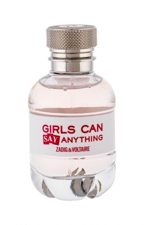 Zadig & Voltaire Girls Can Say Anything, woda perfumowana, 50ml (W)