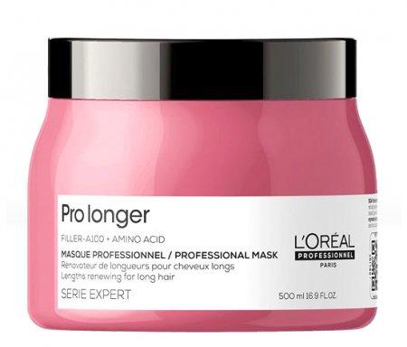 Loreal Pro Longer, maska do długich włosów, 500ml