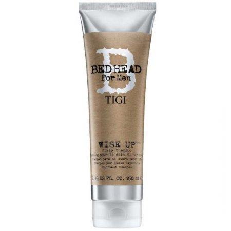 Tigi Bed Head for Men, Wise Up, szampon na problemy skóry głowy, 250ml