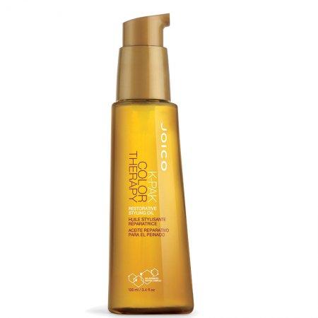 Joico K-Pak Color Therapy, olejek odbudowujący do włosów farbowanych, 100ml