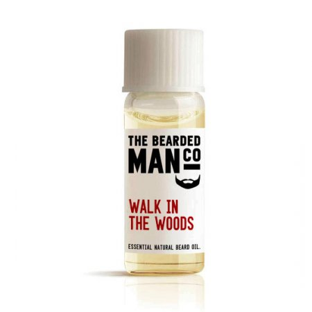 Bearded Man Walk in the Woods, olejek do brody Spacer w Lesie, 2ml
