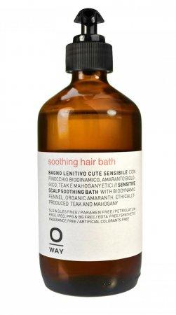 OWay Soothing, kojąca kąpiel do włosów, 240ml