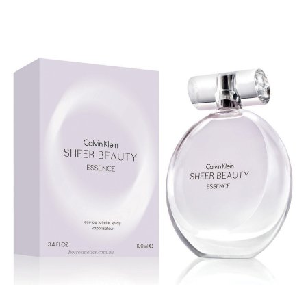 Calvin Klein Sheer Beauty Essence, woda toaletowa, 50ml (W)