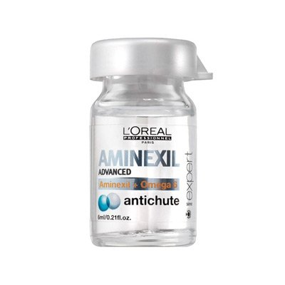 Loreal Aminexil Advanced, kuracja przeciw wypadaniu włosów w ampułce 6ml