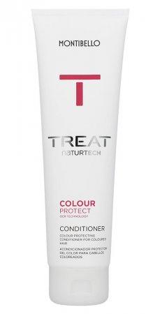 Montibello Treat Naturtech, odżywka do włosów farbowanych Color Protect, 150 ml