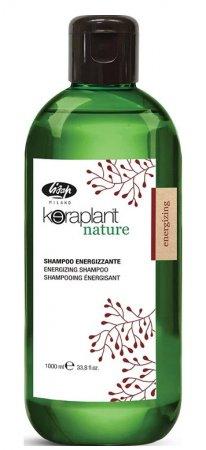 Lisap Keraplant Nature, Wypadanie włosów, szampon, 1000ml