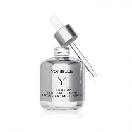 Yonelle Trifusion, Liquid Cream Tensor, płynny krem, 50ml
